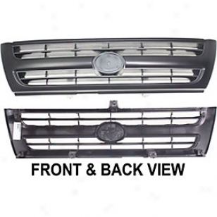 1999-2000 Toyota 4runner Grille Replacement Toyota Grille T070102 99 00