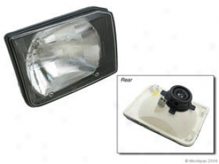1999-2001 Land Rover Discovery Headlight Oes Genuine Land Rover Headlight W0133-1608390 99 00 01