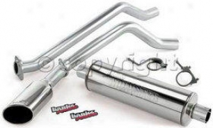 1999-2002 Chevrolet Silverado 1500 Exhaust Sysgem Banks Chevrolet Exhaust System 48331 99 00 01 02