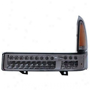 1999-2002 Ford F-450 Super Duty Bumper Light Anzo Flrd Bumpper Light 511072 99 00 01 02