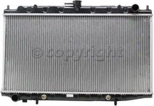 1999-2002 Infiniti G20 Radiator Csf Infiniti Radiator 2982 99 00 01 02