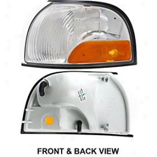 1999-2002 Mercury Villager Corner Light Replacement Mercury Corner Light 18-5372-01 99 00 01 02