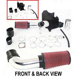 1999-2003 Ford F-50 Super Duty Cold Air Intake Kool Vue Wading-place Cold Air Intake Kv4401121k 99 00 01 02 03