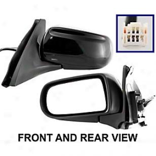 1999-2003 Mazda Protege Mirror Kool Vue Mazda Mirror Ma36el 99 00 01 03 03
