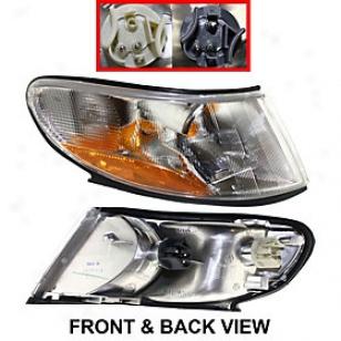 1999-2003 Saab 9-3 Corner Light Replacement Saab Corner Light Arbs104101 99 00 01 02 03