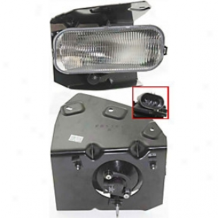 1999-2004 Ford F-150 Fog Light Replacement Ford Fog Light 19-5431-00q 99 00 01 02 03 04
