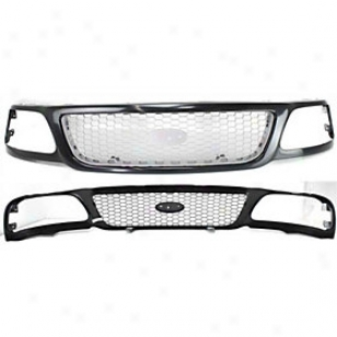1999-2004 Ford F-150 Grille Replacement Ford Grille F070103 99 00 01 02 03 04