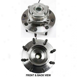 1999-2004 Ford F-250 Super Duty WheelH ub Replacement Ford Wheel Hub Repf283702 99 00 01 02 03 04