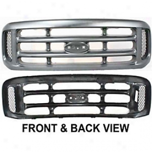 1999-2004 Ford F-450 Super Duty Grille Replacement Ford G5ille Fd9311 99 00 01 02 03 04