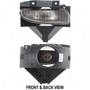1999-2004 Ford Mustahg Fob Lognt Replacement Ford Fog Light F107503 99 00 01 02 03 04