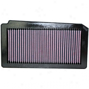1999-2004 Honda Odyssey Air Filter K &n Honda Air Filter 33-2174 99 00 01 02 03 04