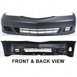 1999-2004 Honda Odyssey Bumper Cover Replacement Honda Bumper Cover Hd4330p 99 00 01 02 03 04