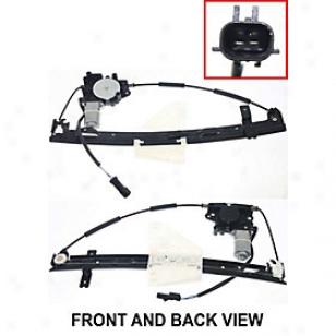 1999-2004 Jeep Grand Cherokee Window Regulator Replacement Jeep Window Regulator Arbj491703 99 00 01 02 03 04
