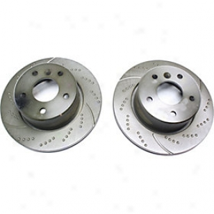 1999-2004 Land Rover Discovery Brake Disc Bolton Premiere Land Rover Brake Disc Repl271115 99 00 01 02 03 04