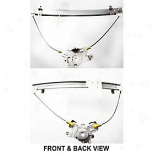 1999-2005 Hyundai Sonaat Window Regulator Replacement Hyundai Window Regulator H462948 99 00 01 02 03 04 05