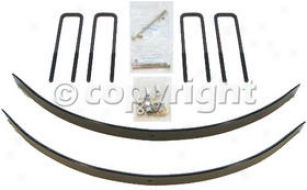 1999-2007 Chevrolet Silverado 1500 Helper Spring Rancho Chevrolet Helper Spring Rs60645 99 00 01 02 03 04 05 06 07
