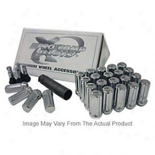 1999-2010 Cadillac Escalade Lug Nut Pro Comp Cadillac Lug Nut Pxa26144 99 00 01 02 03 04 05 06 07 08 09 10
