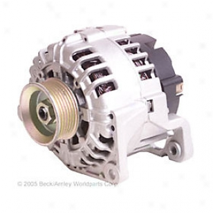 2000-2001 Audi S4 Alternator Beck Arnley Audi Alternator 186-0949 00 01