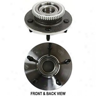2000-2001 Dodge Ram 1500 Wheel Hub Replacement Dodge Wheel Hub Repd283705 00 01
