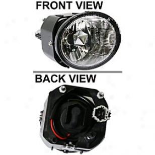 2000-2001 Nissan Maxima Fog Light Re-establishment Nissan Haze Light 19-5453-000 00 01