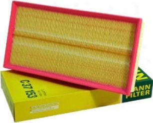 2000-2002 Audi Tt Air Filter Mann-filter Audi Air Filter C37153 00 01 02