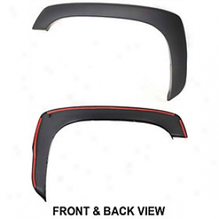 2000-2002 Chevrolet Tahoe Fender Flares Replacement Chevrolet Fender Flares C221302 00 01 02