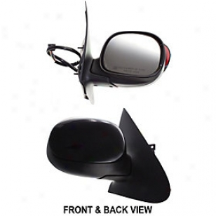 2000-2002 Ford Expedition Mirror Kool Vue Ford Mirror Fd132er-s 00 01 02