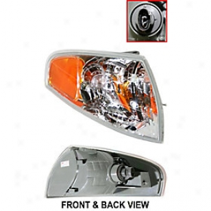 2000-2002 Mazda 626 Corner Light Replacement Mazda Corner Light 3161517ras 00 01 02