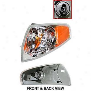 2000-2002 Mazda 626 Corner Light Replacement M2da Corner Lighg 3161517las 00 01 02