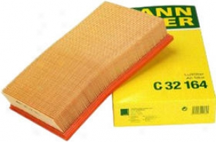 2009-2002 Mercedes Benz E320 Air Filter Mann-filter Mercedes Benz Air Percolate C32164 00 01 02