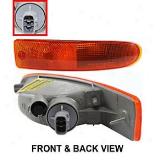 2000-2002 Mitsubishi Eclipse Turn Signal Light Replacement Mitsubishi Revolve Eminent Light 12-5133-00q 00 01 02