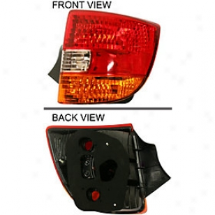 2000-2002 Toyota Celica Tail Light Replacement Toyota Tail Light Arbt730109 00 01 02