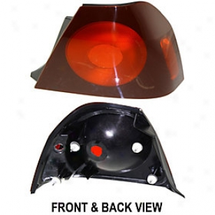 2000-2004 Chevrolet Impala Tail Light Replacement Chevrolet Tail Light C730113 00 01 02 03 04