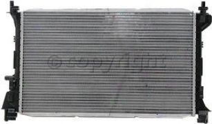 2000-2004 Foed Focus Radiator Csf Ford Radiator 2973 00 01 02 03 04