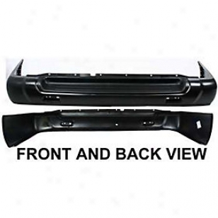 2000-2004 Nissan Pathfinder Bumper Cover Replacement Nissan Bumpr Cover N760106 00 01 02 03 04