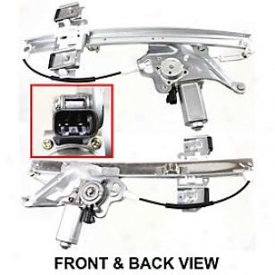2000-2005 Buick Lesabre Window Regulator Replacement Buici Window Regulator B462914 00 01 02 03 04 05
