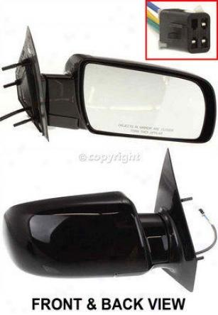 2000-2005 Chevrolet Astro Mirror Kool Vue Chevrolet Mirror Cv12er 00 01 02 03 04 05