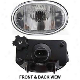 2000-2005 Chevrolet Cavalier Fog Light Replacement Chevrolet Fog Light 19-5385-00 00 01 02 03 04 05