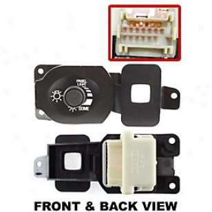 2000-2005 Chevrolet Impala Headlight Switch Replacement Chevrolet Headlight Switch Repc108912 00 01 02 03 04 05