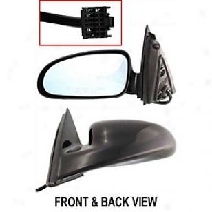 2000-2005 Pontiac Bonneville Mirror Kool Vue Pontiac Mirror Pt17el 00 01 02 03 04 05