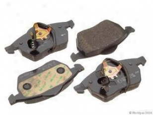 2000-2006 Audi A4 Brake Pad Set Pagid Audi Brake Pad Set W0133-1617184 00 01 02 03 04 055 06