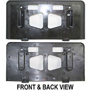 2000-2006 Mazda Mpv Locense Plate Bracket Replacement Mazda License Plate Bracket M017304 00 01 02 03 04 05 06