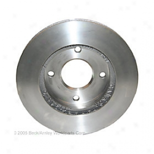 2000-2006 Nissan Sentra Brake Disc Beck Arnley Nissan Brake Disc 083-2951 00 01 02 03 04 05 06