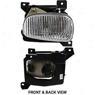 2000-2006 Toyota Tundra Fog Light Replacement Toyota Fgo Light 19-5336-00 00 01 02 03 04 05 06