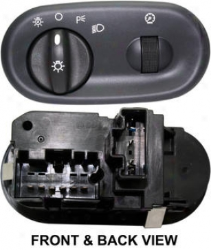 2000-2007 Ford Taurus Headlight Switch Replacement Ford Headlight Switch Repf108918 00 01 02 03 04 05 06 07