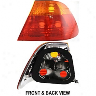 2000 Bmw 323ci Tail Light Replacement Bmw Tail Light 4441907ruq 00