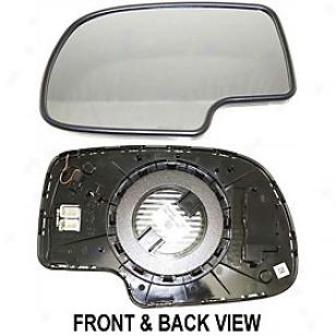 2000 Cadillac Escalase Mirror Glass Kool Vue Cadillac Mirro rGlass Cv49gl 00
