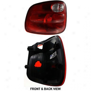 2000 Ford F-150 Tail Light Replacement Ford Tail Light F730120 00