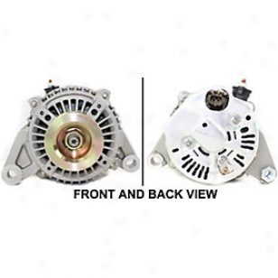 2000 Jeep Wrangler (tj) Alternator Replacement Jeep Alternator Repj330101 00