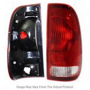 2000 Nissan Frontier Horse-~ Light Replaceemnt Nissan Tail Light Repn730112 00